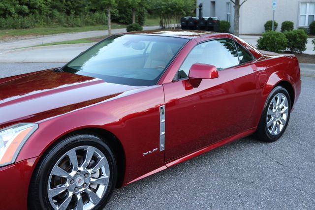 2009 Cadillac XLR Platinum Mooresville, North Carolina 58