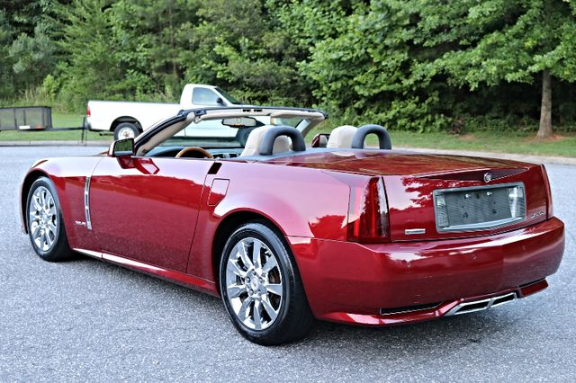 2009 Cadillac XLR Platinum Mooresville, North Carolina 5