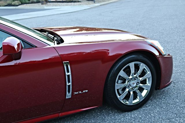 2009 Cadillac XLR Platinum Mooresville, North Carolina 72