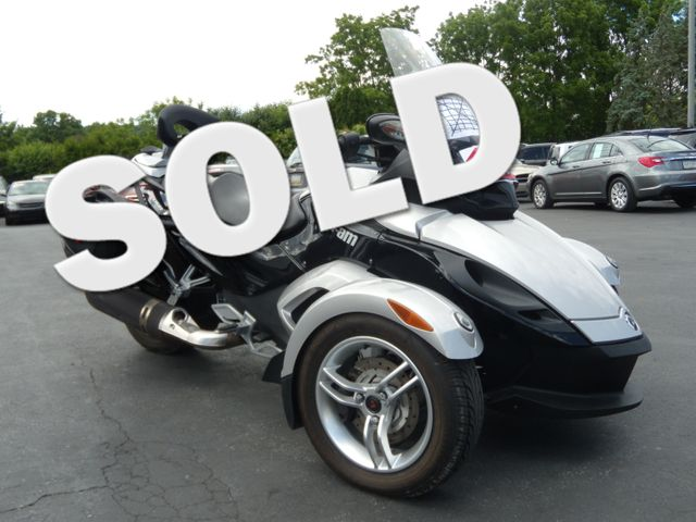 2009 Can-Am™ Spyder GS Ephrata, PA 0
