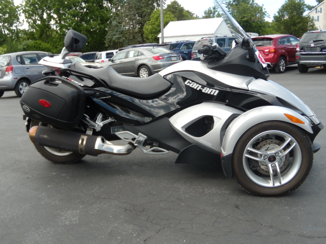 2009 Can-Am™ Spyder GS Ephrata, PA 1