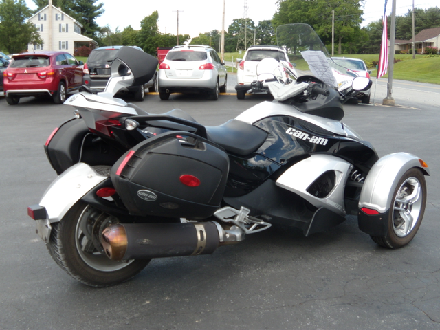 2009 Can-Am™ Spyder GS Ephrata, PA 2