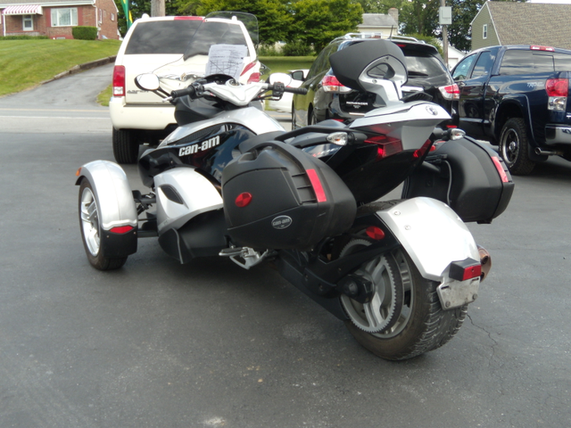 2009 Can-Am™ Spyder GS Ephrata, PA 4