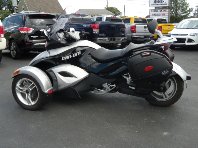 2009 Can-Am™ Spyder GS Ephrata, PA 5