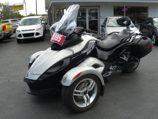 2009 Can-Am™ Spyder GS Ephrata, PA 6