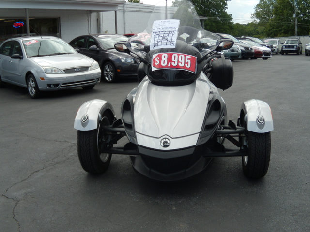 2009 Can-Am™ Spyder GS Ephrata, PA 7