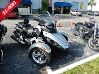 2009 Can-Am Spyder GS SE5 in Hollywood, Florida