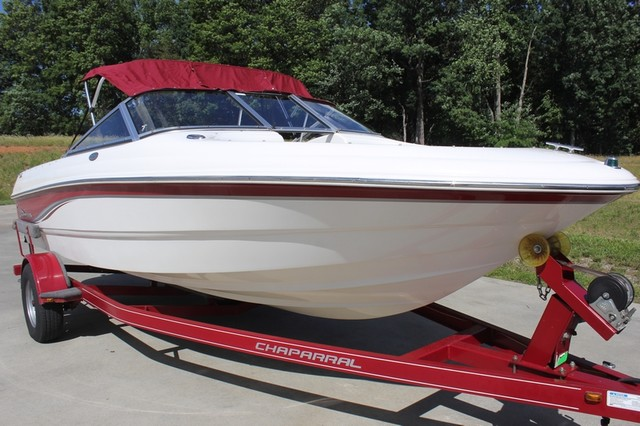 2004 Chaparral 180 SSi Mooresville , NC 17