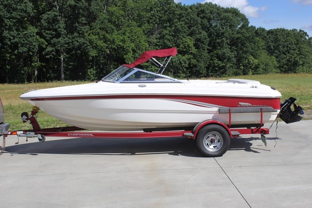 2004 Chaparral 180 SSi Mooresville , NC 3