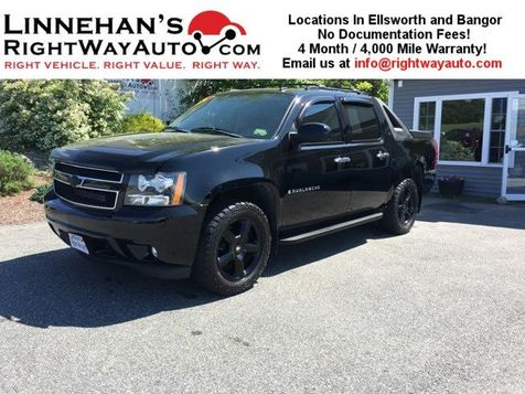2009 Chevrolet Avalanche LS in Bangor