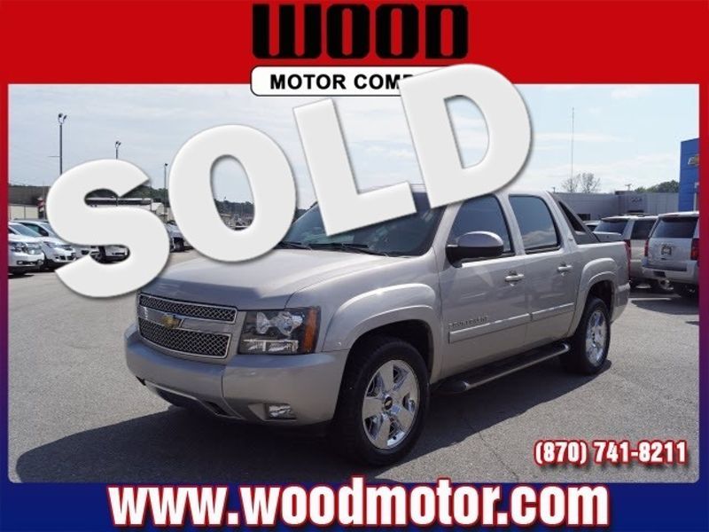 2009 Chevrolet Avalanche LT w2LT  city Arkansas  Wood Motor Company  in , Arkansas