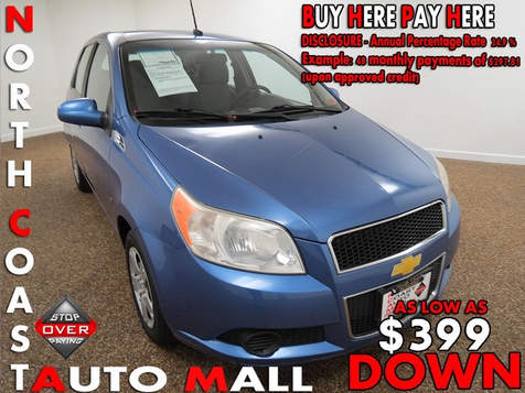 2009 Chevrolet Aveo LT w/1LT in Bedford, Ohio