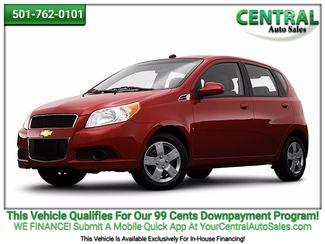2009 Chevrolet Aveo LT w/1LT | Hot Springs, AR | Central Auto Sales in Hot Springs AR