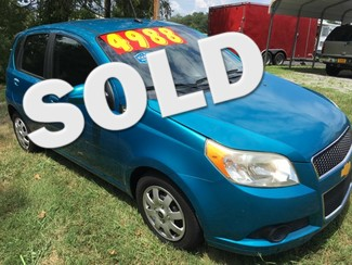 2009 Chevrolet--Buy Here Pay Here!!!! Aveo-34 MPH ON HWY!! 2 OWNER -13 SERVICE RECORDS!! LT-CARMARTSOUTH.COM Knoxville, Tennessee