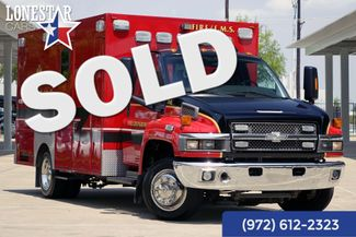 2009 Chevrolet Ambulance CC4500