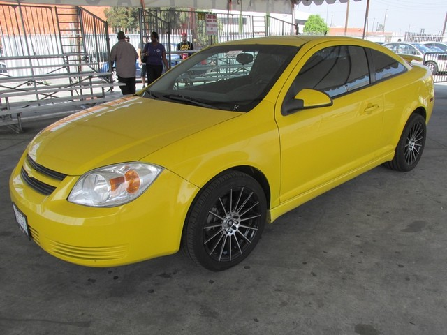 2009 Chevrolet Cobalt LT w2LT This particular vehicle has a SALVAGE title Please call or email t