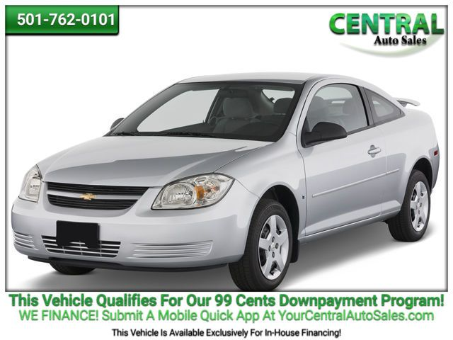 2009 Chevrolet Cobalt LT w/2LT | Hot Springs, AR | Central Auto Sales in Hot Springs AR