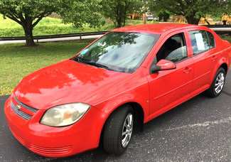 2009 Chevrolet Cobalt LT Knoxville, Tennessee