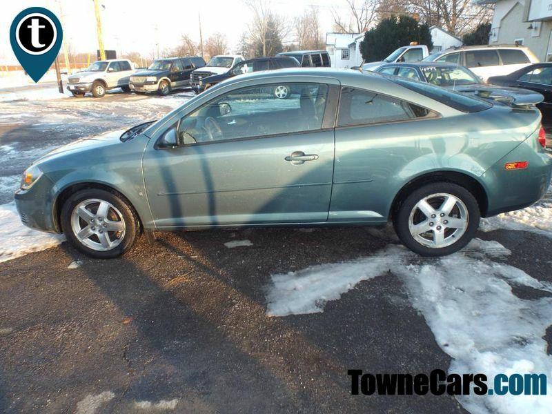 2009 Chevrolet Cobalt LT w/1LT   Medina, OH   Towne Auto Sales in Medina OH