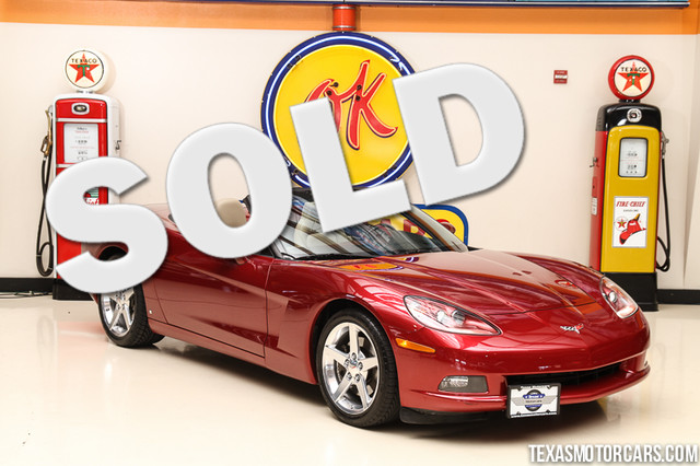 2009 Chevrolet Corvette w3LT This 2009 Chevrolet Corvette 3LT is in great shape with only 18 265