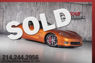 2009 Chevrolet Corvette Z06 2LZ in Addison