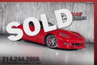 2009 Chevrolet Corvette Z06 Cammed with Many Upgrades in Addison