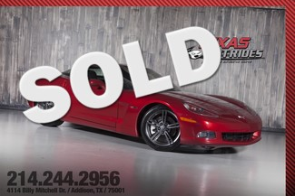 2009 Chevrolet Corvette 4LT Z51 Supercharged  in Addison