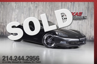 2009 Chevrolet Corvette 3LT Z51 Supercharged 878 WHP! in Addison