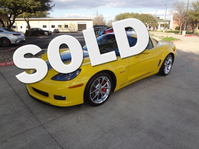 2009 Chevrolet Corvette Z06 w/3LZ GT1 Austin , Texas 0