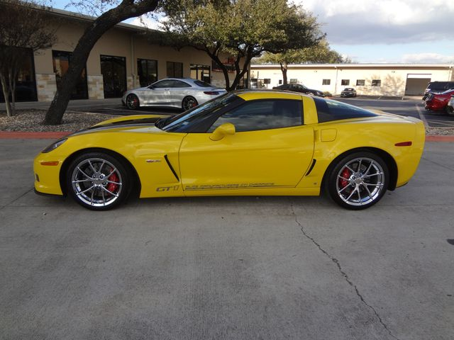 2009 Chevrolet Corvette Z06 w/3LZ GT1 Austin , Texas 1