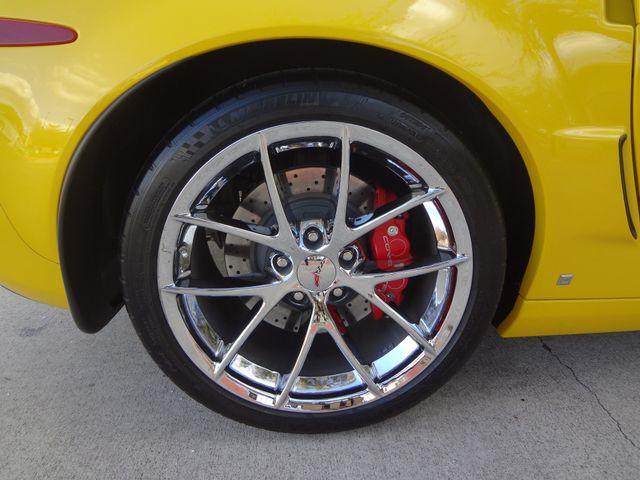 2009 Chevrolet Corvette Z06 w/3LZ GT1 Austin , Texas 13