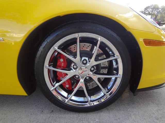 2009 Chevrolet Corvette Z06 w/3LZ GT1 Austin , Texas 14