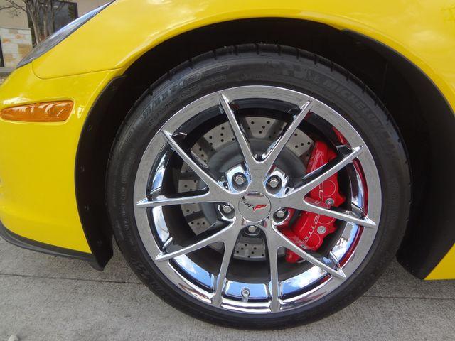 2009 Chevrolet Corvette Z06 w/3LZ GT1 Austin , Texas 15