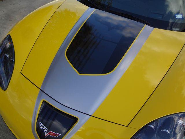 2009 Chevrolet Corvette Z06 w/3LZ GT1 Austin , Texas 16