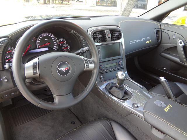 2009 Chevrolet Corvette Z06 w/3LZ GT1 Austin , Texas 19