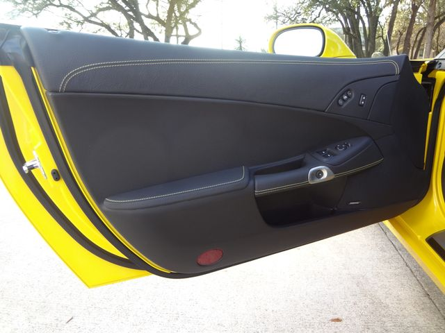 2009 Chevrolet Corvette Z06 w/3LZ GT1 Austin , Texas 23