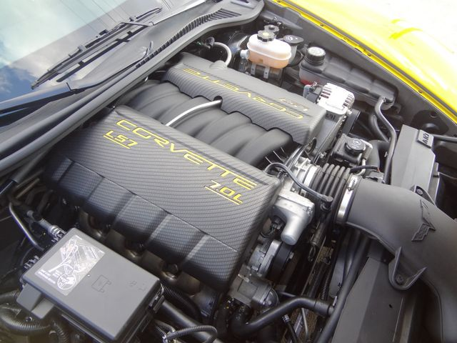 2009 Chevrolet Corvette Z06 w/3LZ GT1 Austin , Texas 28