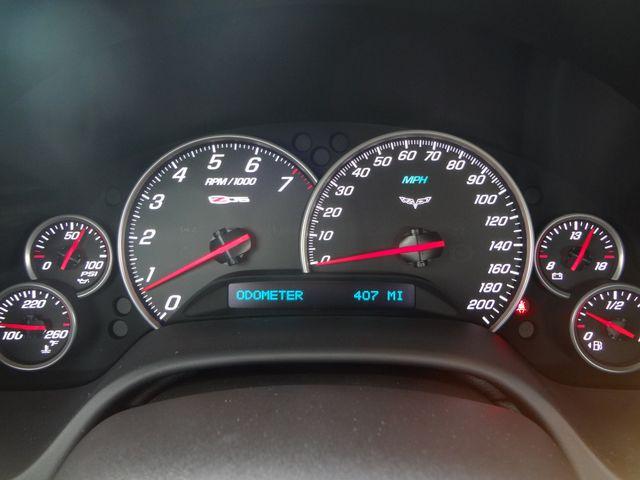 2009 Chevrolet Corvette Z06 w/3LZ GT1 Austin , Texas 21