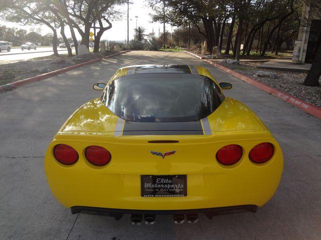 2009 Chevrolet Corvette Z06 w/3LZ GT1 Austin , Texas 3