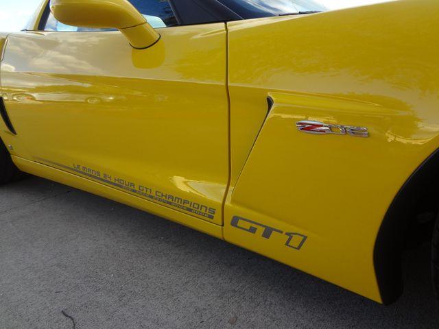 2009 Chevrolet Corvette Z06 w/3LZ GT1 Austin , Texas 9