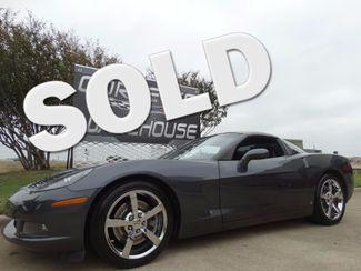 2009 Chevrolet Corvette Coupe 3LT, Z51, NAV, NPP, Chromes, 59k! | Dallas, Texas | Corvette Warehouse  in Dallas Texas