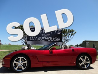 2009 Chevrolet Corvette Convertible 3LT, NAV, Chromes, Auto, Only 9k! Dallas, Texas