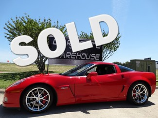 2009 Chevrolet Corvette Z06 Hardtop 2LZ, NAV, Spyder Chromes! Dallas, Texas