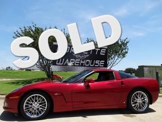2009 Chevrolet Corvette Coupe 3LT, Z51, NAV, NPP, ZR1 Chromes, Only 16k! Dallas, Texas