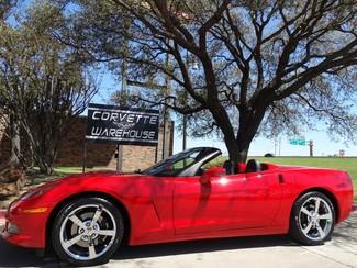 2009 Chevrolet Corvette Convertible 3LT, NAV, NPP,  Chromes 9k! in Dallas Texas