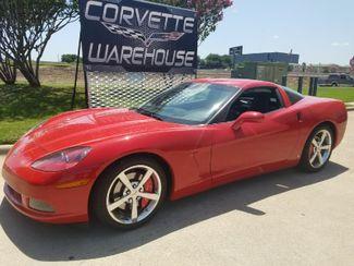 2009 Chevrolet Corvette Coupe 3LT, Chromes, Borla, 6 Spd, Only 10k! | Dallas, Texas | Corvette Warehouse  in Dallas Texas
