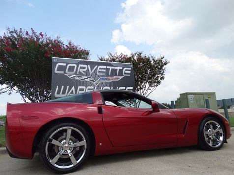 2009 Chevrolet Corvette Coupe 3LT, NAV, Auto, Glass Top, Chromes 43K! | Dallas, Texas | Corvette Warehouse  in Dallas, Texas
