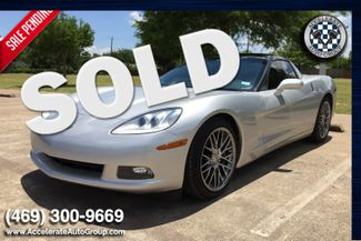2009 Chevrolet Corvette w/1LT in Garland