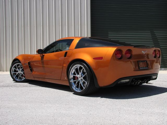 2009 Chevrolet Corvette Z06 w/3LZ Jacksonville , FL 2