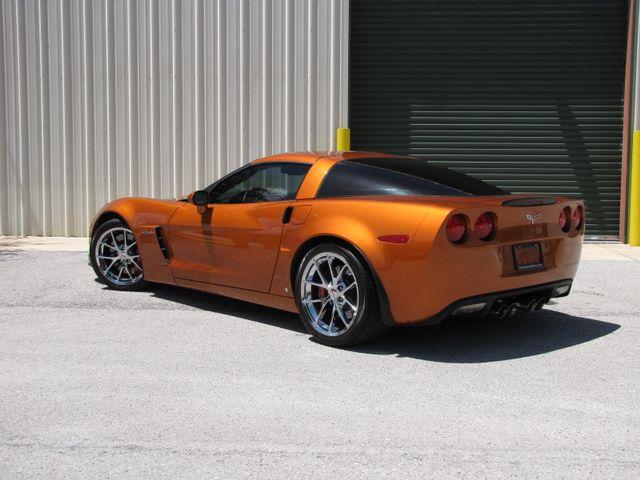 2009 Chevrolet Corvette Z06 w/3LZ Jacksonville , FL 41